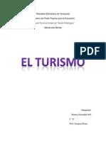 El Turismo y sus conceptos desarrollados como parte del campo de la globalizacion