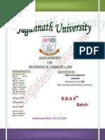 135722560 Bangladesh Labour Law 2006