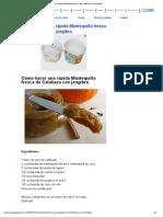 Cómo Hacer Una Rápida Mantequilla Fresca de Calabaza Con Jengibre