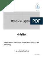 Nicola Pinna Atomic Layer Deposition 130118