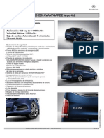 Mercedes-benz Clase V - Chile