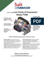 Danfoss Turbocore TT400