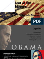Leadership Presentation - Barack..