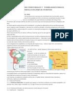 Limites y Problemas Territoriales del Perú