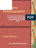 Seminario Etnopsiquiatría 1