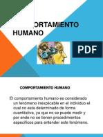 Comportamiento Humano Presentacion