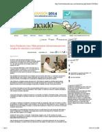 10-11-14 Inicia Fundación Cano Vélez primeras valoraciones para mil cirugías de cataratas y carnosidad