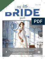 My Little Bride Guide-Winter 2014