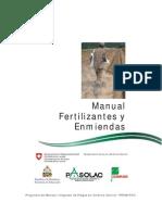 Fertilizacion Dosis