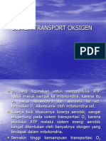 Sistem Transport Oksigen
