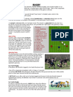 RUGBY Handout