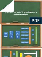 Estructura Para El Analisis de Una Unidad de Aprendizaje