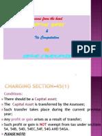 Capital Gains (Taxation)