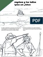 Los Peregrinos y Los Indios - Pilgrims and Indians