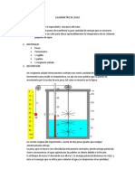 Calorimetro de Joule