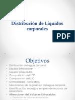 liquidos corporales distribucion
