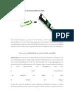 Cómo Usar Un Dispositivo de Memoria USB Como RAM