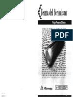 Teoria Del Periodismo Felipe Peña de Oliveira