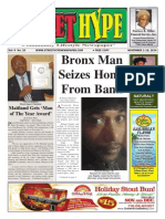 Street Hype Newspaper -November 1-18, 2014