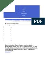 Management Quot s