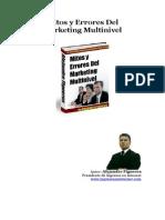 2. Mitos y Errores Del Marketing Multinivel