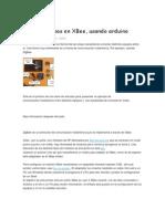 XBee Arduino