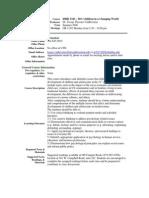 UT Dallas Syllabus for ishd3343.5u1.08u taught by Jacoba Vanbeveren (jtv013100)