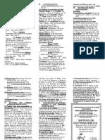 Doctrinas Biblicas Biblia hasta los Angeles