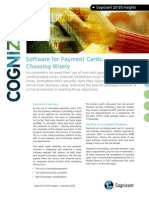 Software for Payment Cards