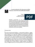 CONSTITUCIONALIZACION MEXICO GUASTINI.pdf