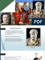 Las Escuelas Éticas Griegas Expo