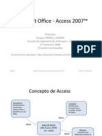 Access Practicas 1