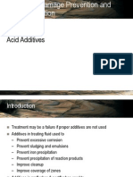 Acid Additives
