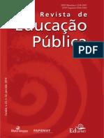 Revista de Eduação Pública (Teses)