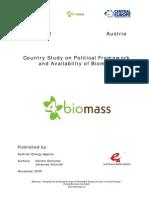 4biomass Country Study Austria 2009