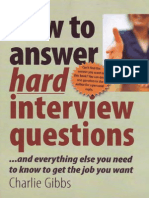 How to Answer Hard Interview Quation