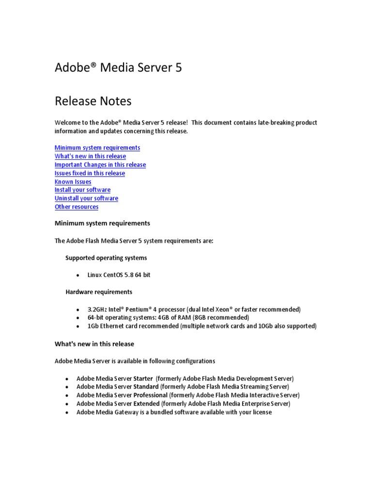 AMS5 Release Notes   Superuser   Installation (Computer Programs)