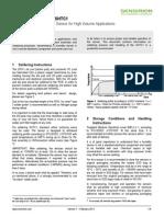 Sensirion Humidity SHTC1 Application Guide