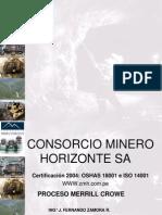 4. CONSORCIO MINERO HORIZONTE-diseño torre vacio.ppt