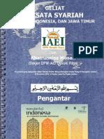 Geliat Wisata Syariah di Dunia, Indonesia, dan Jawa Timur