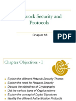 Chapter 18 Network Security and Protocols