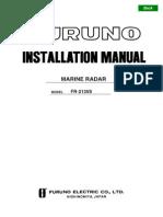 FR2135S Installation Manual