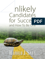 Unlikely Candidates for Success eBook