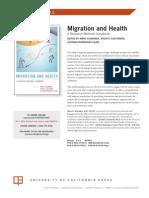 Migration Health Book Flyer