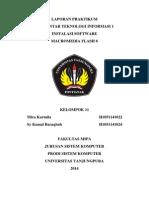 Praktikum PTI Instalasi Software