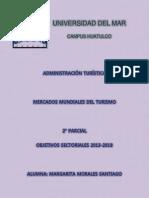 Programa Sectorial Del Turismo 2013-2018