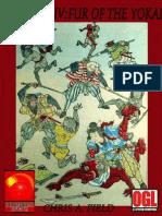 Fursona IV -Fur of the Yokai
