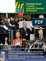 Revista Audit Financiar-2013-05 (101) (Analiza de Panel a Riscului de Frauda in Auditul Financiar)