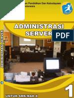 Administrasi Server X 1