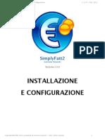 Installazione e Configurazione SimplyFattNet